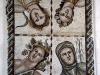 Mosaico romano de las cuatro estaciones de la casa de Baco en Complutum