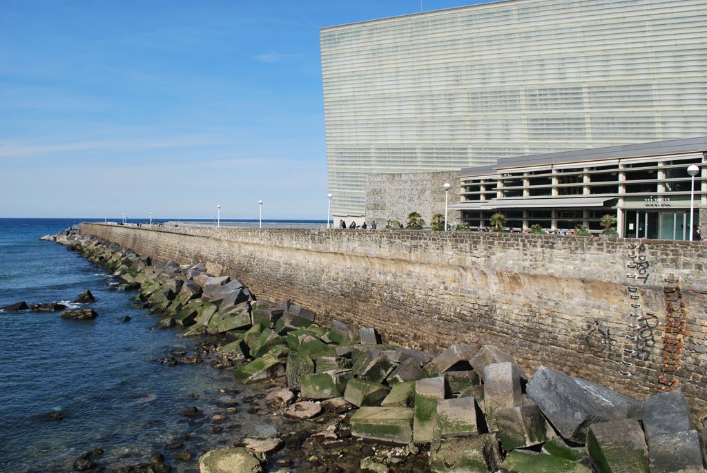 San Sebastián. Palacio de Congresos y Auditorio Kursaal