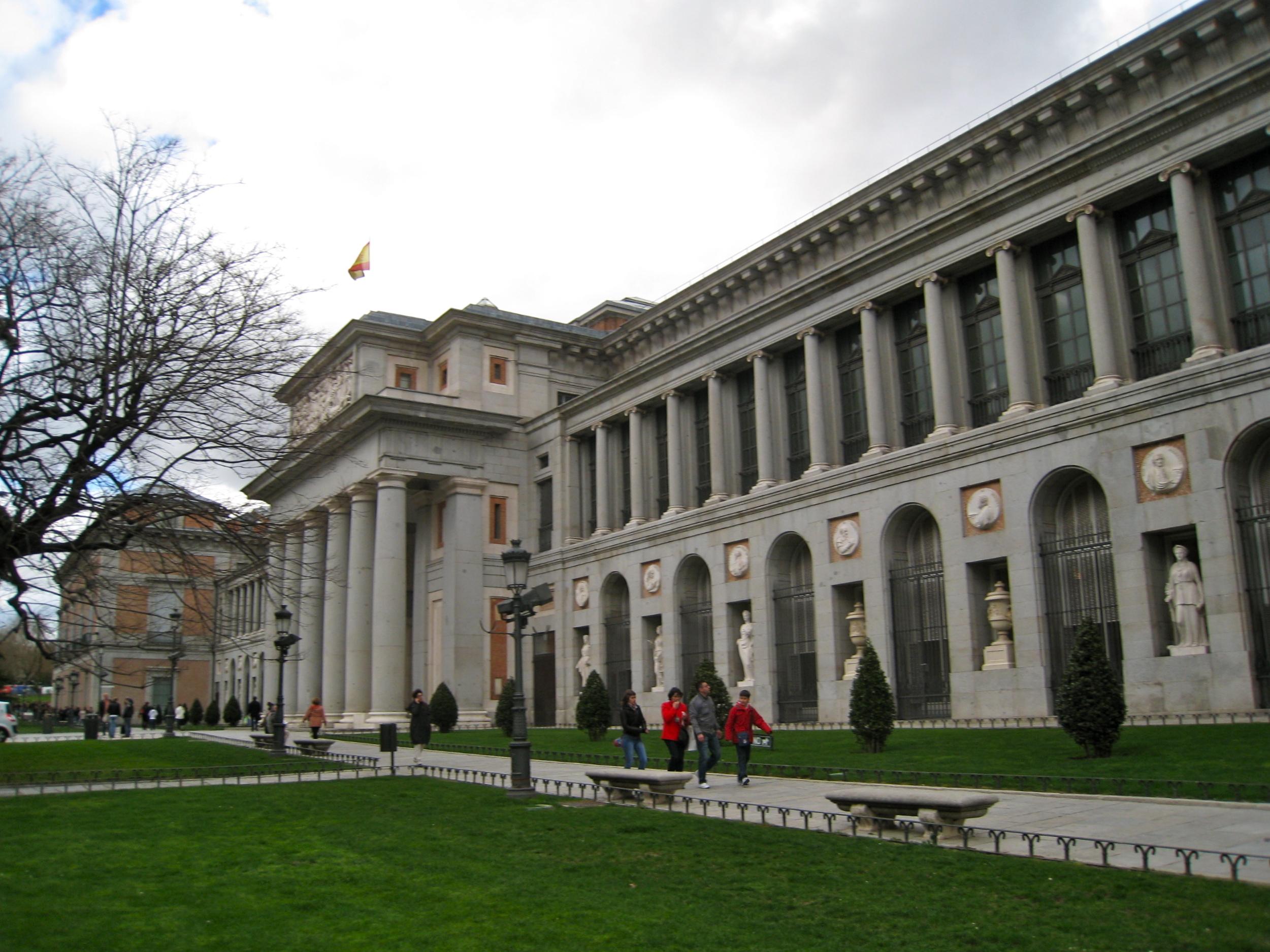 Madrid. Museo del Prado