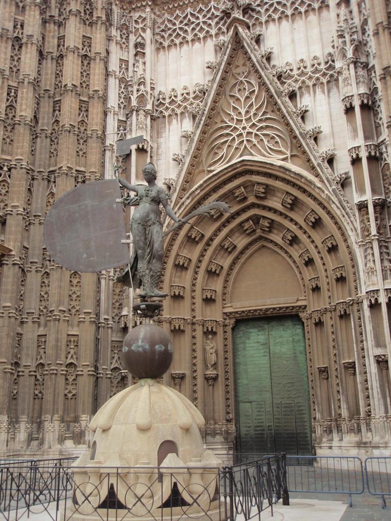 Sevilla. Giraldillo
