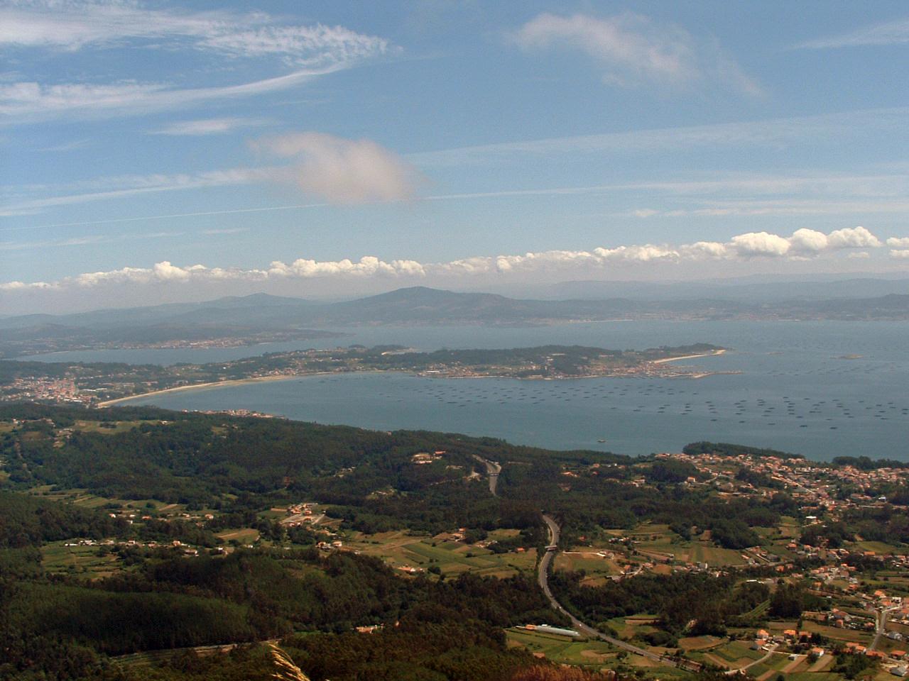 Galicia. Rias Bajas