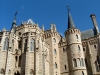 Astorga. Palacio Episcopal, obra de Gaudí