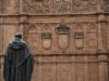 Salamanca. Fachada de la Universidad