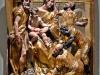 Valladolid. Museo Nacional de Escultura. Adoración de los Magos, de Alonso de Berruguete