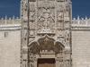 Valladolid. Museo Nacional de Escultura. Fachada del Colegio de San Gregorio